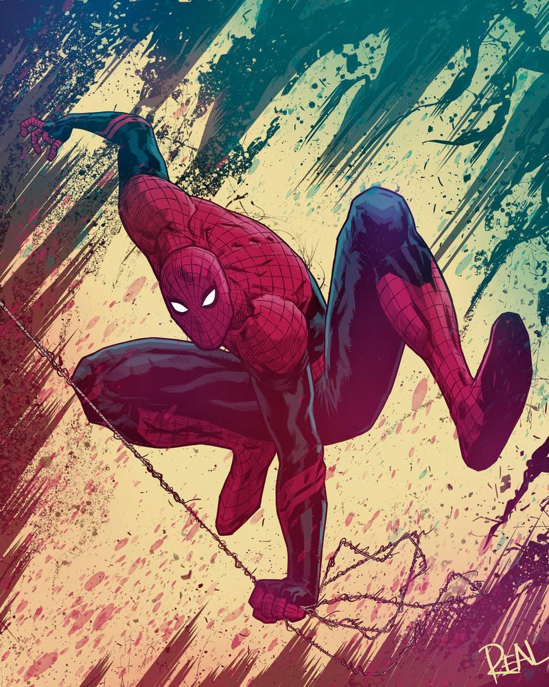 Spider Man - Fanart