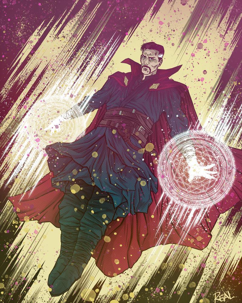 Doctor Strange - Fanart
