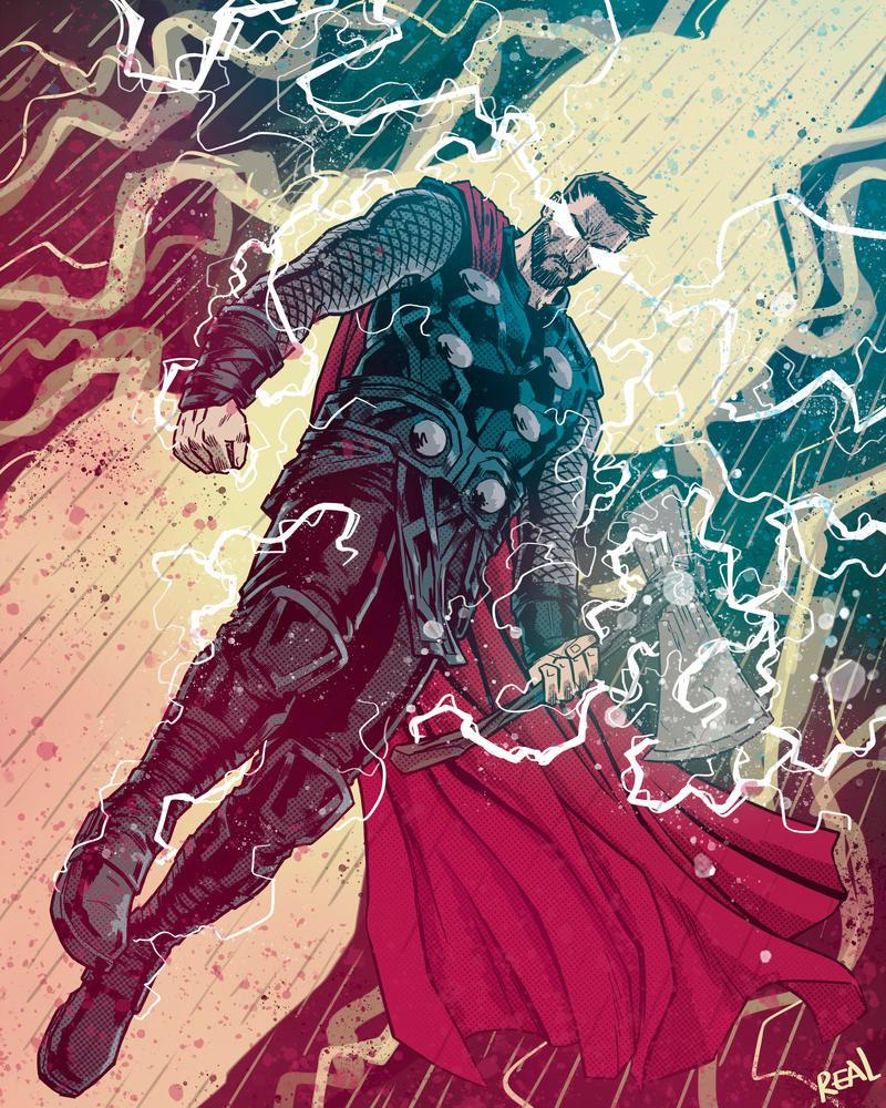 Thor - Fanart